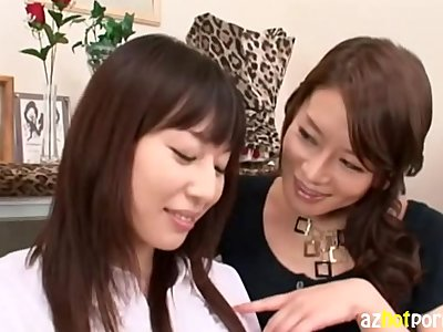 Asian Lesbians The Woman Fucked by Lady