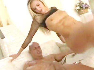 ATM British blonde 509a