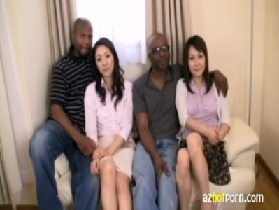 AzHotPorn.com - International Couples Hardcore Try Out 1