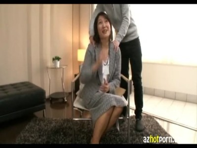 AzHotPorn.com - First AV Document Aged Fifty Lewd Wife
