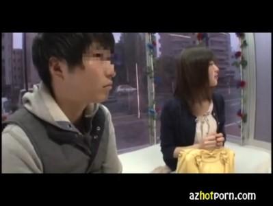AzHotPorn.com - Female College Student Limited Magic Mirror