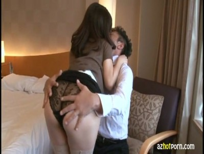 AzHotPorn.com - Fuck The Asian Wife Before Her Meeting