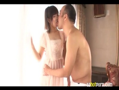 AzHotPorn.com - Beautys Kisses Fellatio Grinding Sex