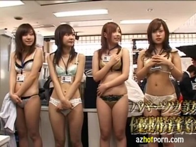 AzHotPorn.com - Beautiful Japanese Woman Contest Miss Soft On Demand