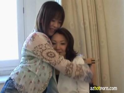 AzHotPorn.com - Mao Tachibana Lesbian Virgin 1000 Takings
