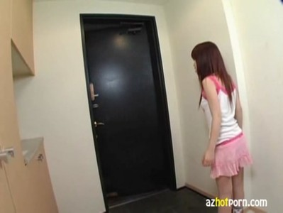 AzHotPorn.com - Pubertal Deep Throat Dildo Seto Hinata