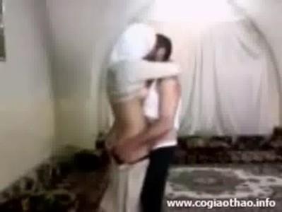 Gái Arab làm tình