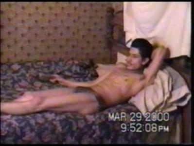 Touching My Sexy Hot Body
