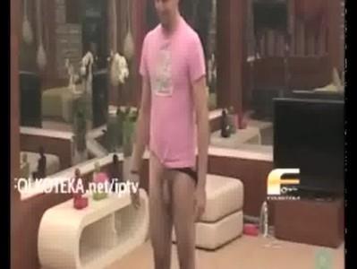 Veliki Brat/Big Brother 2011 - Vladimir pokazao kurac!