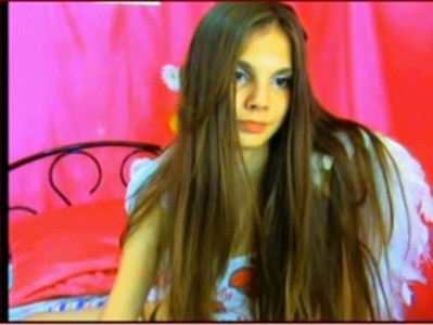 Russian teen Dominique is a sexy stripper
