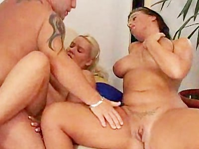 Big Sluts On One Small Penis