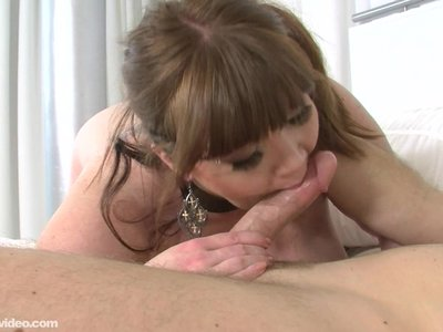 bbw Anorei Collins sucking,tits fucking ,anal dogging and cum in mout