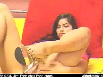Nude Teen Masturbates on Webcam live sex cam masturbates cam sex dates por