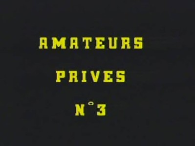 French amateurs movie 93