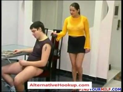 Russian mature mom Oksana 8 - Mature sex video - Tube8.com (new)