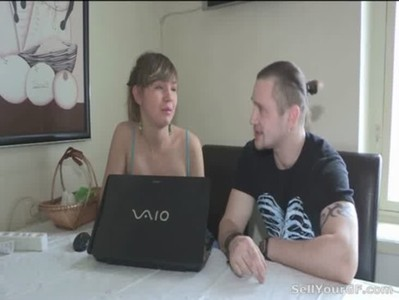 Sell Your GF - Fuck a stranger and get a TV