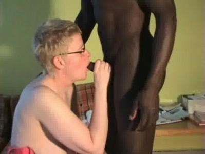 Interracial Blowjob Amateurs