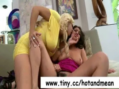 Hot and Mean - Busty Lesbians29