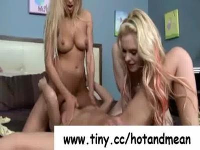 Hot and Mean - Big Tit Lesbians -26