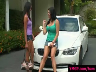 Amzing Big Tit Lesbians from Hot And Mean - video07