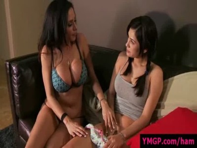 Amzing Big Tit Lesbians from Hot And Mean - video04