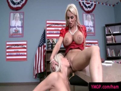 Hot and MEAN - Big tit lesbians fucking each other hardcore 10