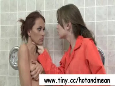 Hot and Mean - Busty Lesbians Fucking video-12