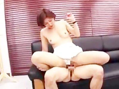Japanese MILF No1 woman Satuki Kirioka