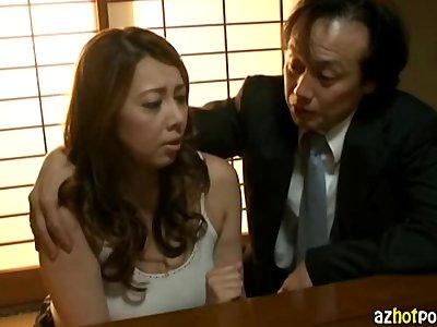 Married Asian Woman Hardcore Exposure